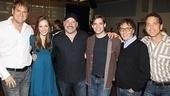 <i>Bonnie & Clyde</i> meet and greet – Jeff Calhoun – Laura Osnes – Frank Wildhorn – Jeremy Jordan – Don Black – Ivan Menchell