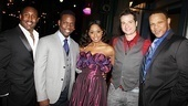 Memphis national tour launch – Felicia Boswell – Quentin Earl Darrington – Rhett George – Bryan Fenkart – Will Mann