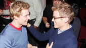 Godspell reunion – Hunter Parrish – Barrett Foa