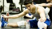 Lysistrata rehearsal – Alexander Aguilar