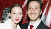 Godspell opens – Daniel Goldstein – wife Melissa