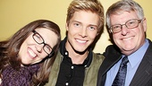 Godspell opens – Robert – Laurie parents– Hunter Parrish