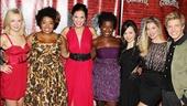 Godspell opens – Julia Mattison – Celisse Henderson – Lindsay Mendez – Uzo Aduba – Anna Maria Perez de Tagle – Morgan James – Hunter Parrish