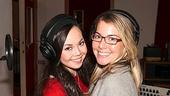 Godspell recording – Anna Maria Perez de Tagle – Morgan James