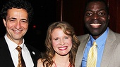 Cynthia Nixon Opening Night of Wit - Jessica Dickey - Chike Johnson