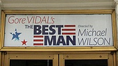 The Best Man – Press Conference – theater