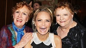 "Chenoweth gets between esteemed former co-stars Marni Nixon (who performed ""The Song Is You"" from Music in the Air) and Carole Shelley (Wicked's original Madame Morrible)."