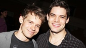 Newsies - Andrew Keenan-Bolger and Jeremy Jordan