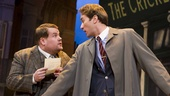 James Corden and Oliver Chris in One Man, Two Guvnors.