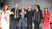 Carrie - Marin Mazzie, Molly Ranson, Stafford Arima, Dean Pitchford, Michael Gore and Lawrence D. Cohen
