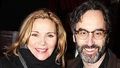 Carrie - Kim Cattrall joins Don McKelle