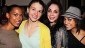Anything Goes – Sutton's Last Show – Kearran Giovanni – Sutton Foster – Jennifer Savelli – Shina Ann Morris