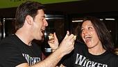Stephen Schwartz's Birthday with Wicked and Godspell -  Richard H. Blake – Jackie Burns