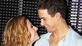 Don't Caissie Levy and Richard Fleeshman make an adorable Molly and Sam?