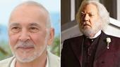 Hunger Games Casting - Frank Langella