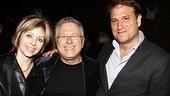 Newsies – Opening Night – Janis Roswick-Menken – Alan Menken – Jeff Calhoun