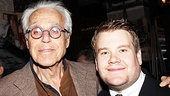 Playwright John Guare recognizes a talent like James Corden when he sees one!