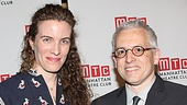 Manhattan Theatre Club – Spring Gala 2012 – Liz Flahive - Donald Margulies