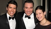 2012 Tony Awards – O&M After Party – Craig Henningsen - Patrick Page – Elizabeth Wagner