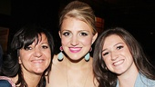 Dogfight Opening Night –  Annaleigh Ashford – mom – sister