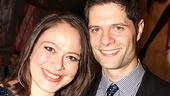 Bring It On Opening Night – Tom Kitt – Wife Rita Pietropinto