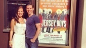 Postcards - Jersey Boys - Nick Cosgrove - Portland