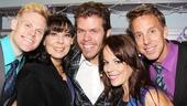 NEWSical- Tommy Walker, Christine Pedi, Perez Hilton, Leslie Kritzer and Michael West