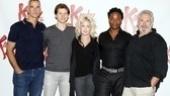 Kinky Boots- Jerry Mitchell-  Stark Sands-Cyndi Lauper- Billy Porter-Harvey Fierstein