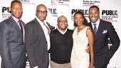 'Wild With Happy' Opening Night — Korey Jackson — Maurice McRae — Robert O'Hara — Sharon Washington — Colman Domingo