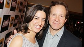 Annie- Eva Price and Steve Guttenberg