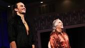 The Performers - opening night - Cheyenne Jackson - Henry Winkler