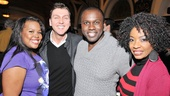 Cotton Club Parade- Amber Riley- Warren Carlyle- Joshua Henry- Adriane Lenox-
