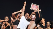 2012 Gypsy of the Year – Lion King cast