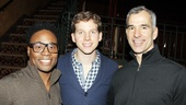 Kinky Boots- Billy Porter – Stark Sands- Jerry Mitchell