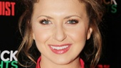 Tony winner and Broadway darling Nina Arianda makes a dazzling appearance! We've missed you, Nina!