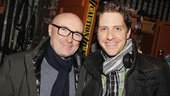 Phil Collins at 'Kinky Boots' — Phil Collins — Andy Kelso
