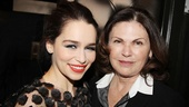 'Breakfast at Tiffany's' Opening — Emilia Clarke — Colleen Atwood