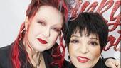 Kinky Boots Opening- Cyndi Lauper- Liza Minnelli