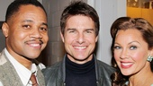The Trip to Bountiful – Tom Cruise Visit - Cuba Gooding Jr. – Tom Cruise – Vanessa Williams