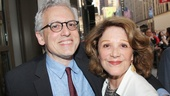 Linda Lavin starred in MTC's 2010 production of Donald Margulies' Collected Stories.