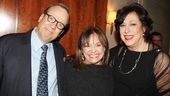 The Assembled Parties – Opening Night – Barry Grove – Valerie Harper – Lynne Meadow