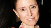 'Testament of Mary' Opening Night — Julie Taymor