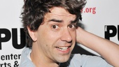 'Here Lies Love' Opening — Hamish Linklater