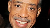 The Trip to Bountiful – Opening Night – Al Sharpton