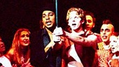 Broadway Besties — Stark Sands — Charl Brown