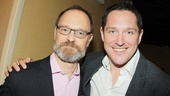 2013 Tony Nominee Brunch — David Hyde Pierce — Bertie Carvel