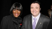 2013 Tony Nominee Brunch — Cicely Tyson — Nathan Lane