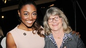 2013 Tony Nominee Brunch — Patina Miller — Judith Ivey