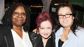 Kinky Boots- Whoopi Goldberg- Cyndi Lauper- Rosie O'Donnell