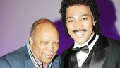 Quincy Jones at 'Motown' — Quincy Jones — Charl Brown